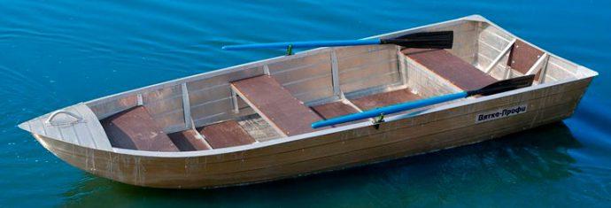 лодки российского производства вятка
