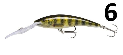 Rapala Deep Tail Dancer TDD-11