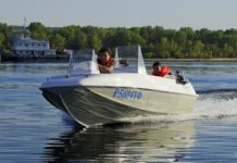 Характеристики моторной лодки 5М7
