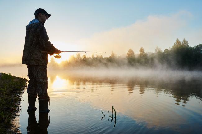 Рыбалка в Балашихе