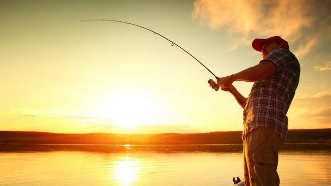 Рыбалка в Томске
