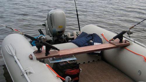 Держатели для спиннинга для лодки