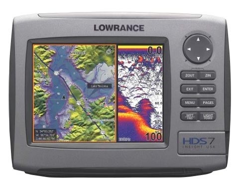 Lowrance HDS-7 GEN 2