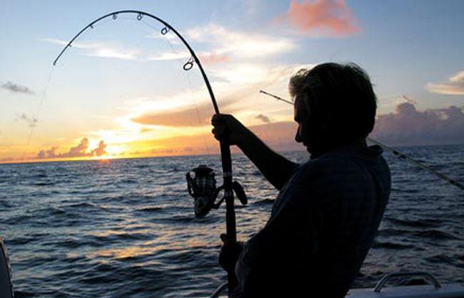 Рыбалка в Жуковском