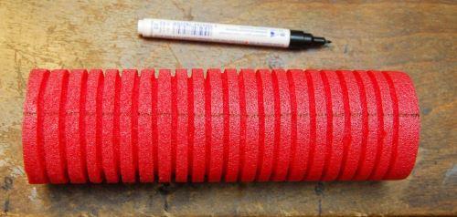 Из упаковки цилиндрической формы