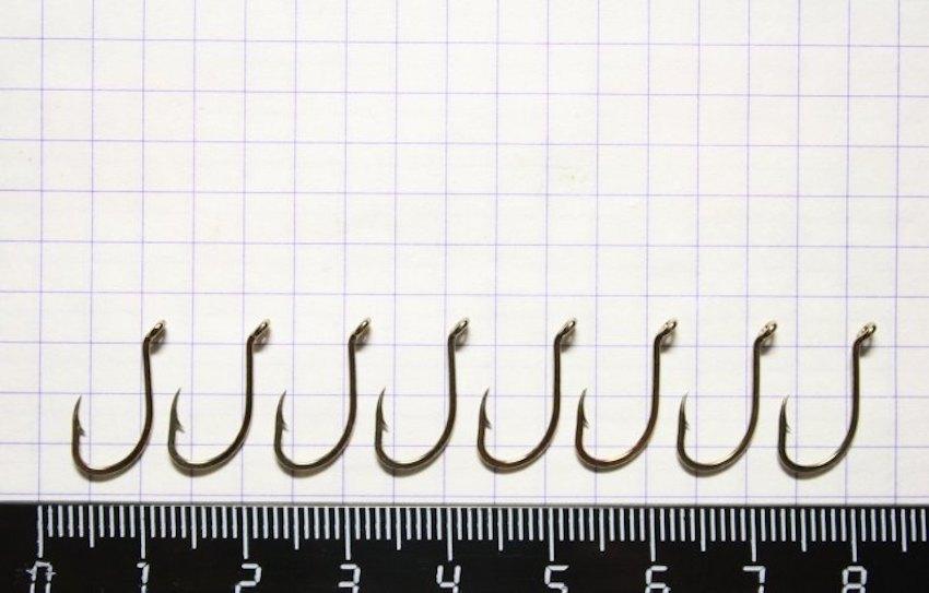 Оптимальные размеры крючков на карася